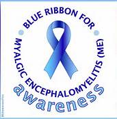 blue ribbon for me